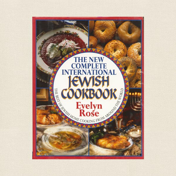 New Complete International Jewish Cookbook