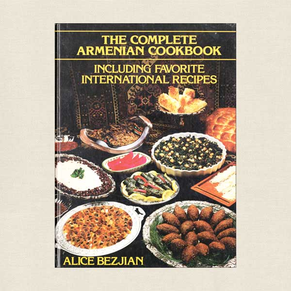 Complete Armenian Cookbook