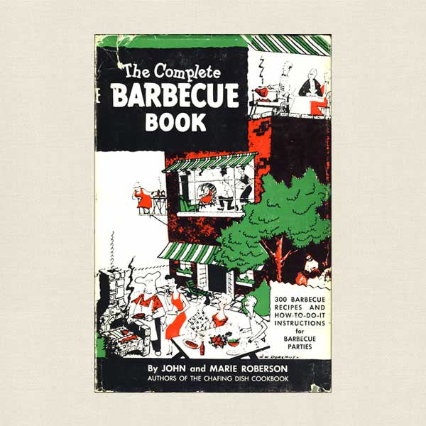 The Complete Barbecue Book - 1951