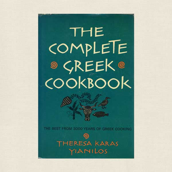 Complete Greek Cookbook