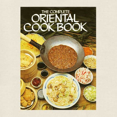 Complete Oriental Cookbook