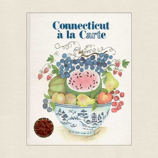 Junior League Hartford Cookbook - Connecticut a la Carte