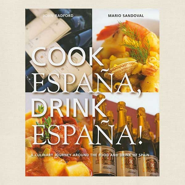 Cook Espana Drink Espana Cookbook