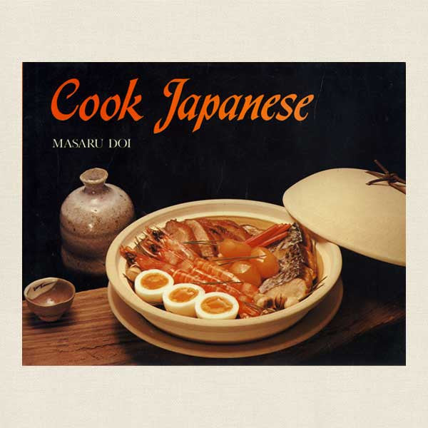 Cook Japanese by Masaru Doi