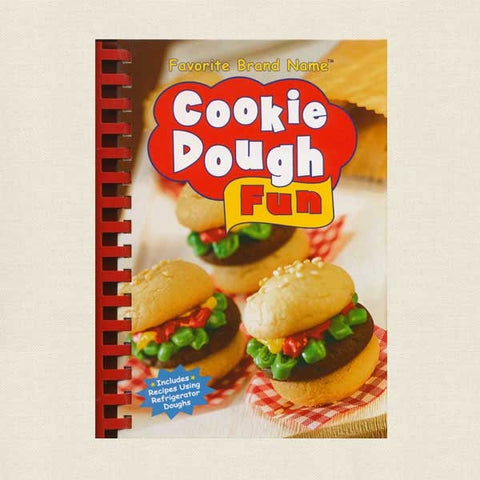 Cookie Dough Fun Cookbook