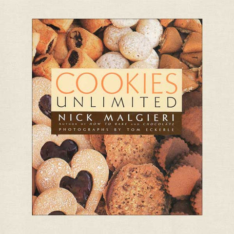 Cookies Unlimited - Nick Malgieri