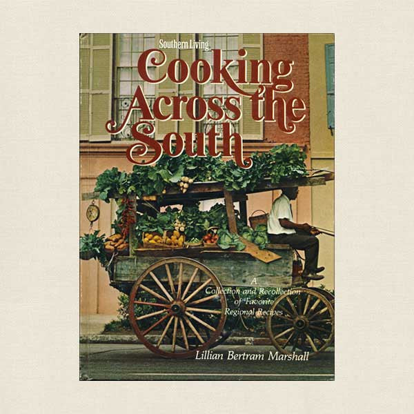 Southern Living Cooking Across the South