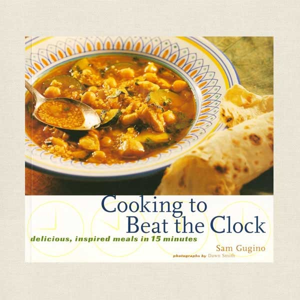 Cooking to Beat the Clock Cookbook