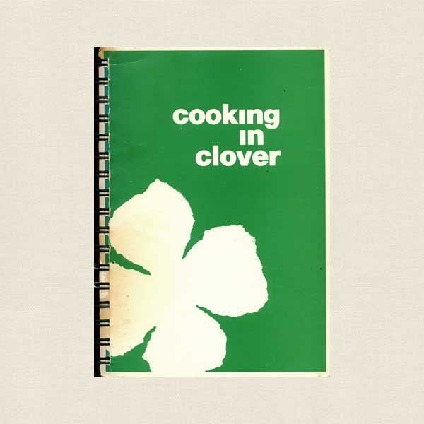 Jewish Hospital St. Louis Missouri Cookbook - Cooking in Clover