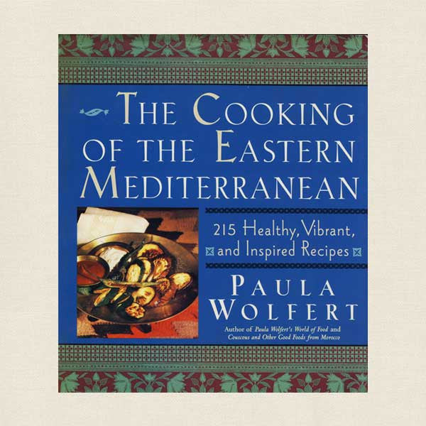 Cooking of the Eastern Mediterranean Cookbook