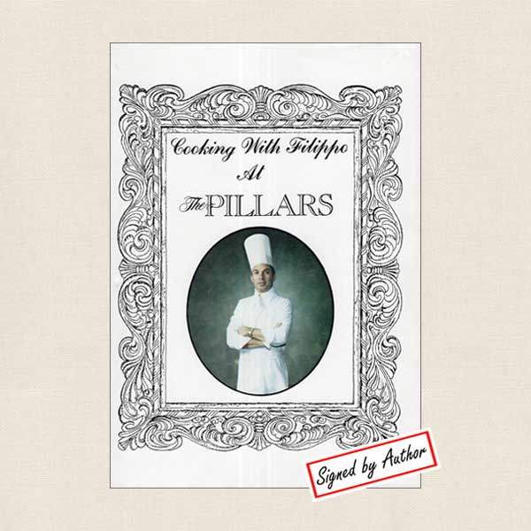 Cooking With Filippo At Pillars Restaurant - SIGNED