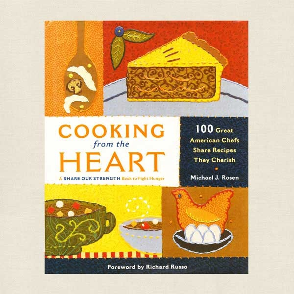 Cooking from the Heart Cookbook