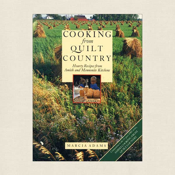 Cooking From Quilt Country