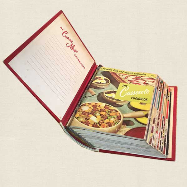 Culinary Arts Institute Cooking Magic Booklets