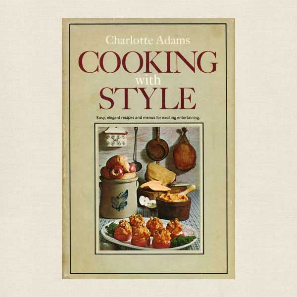 Cooking with Style Cookbook