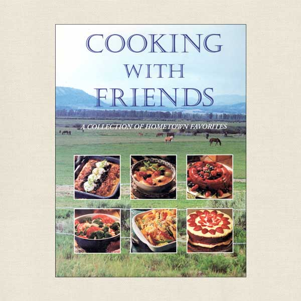 Cooking With Friends - Hometown Favorites Herberger Community