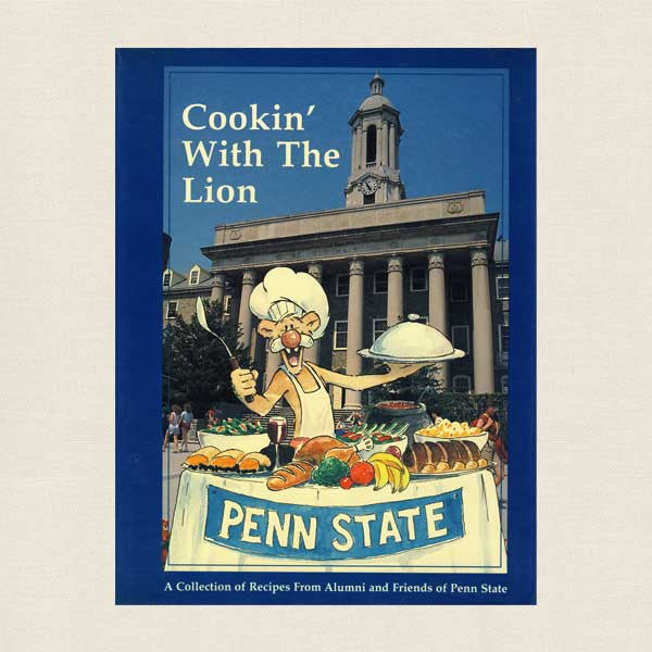 Cookin' With The Lion Cookbook - Penn State