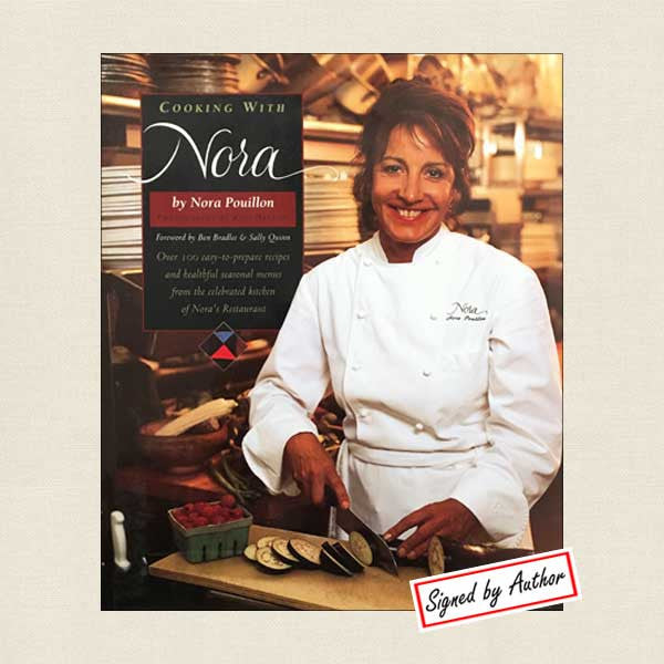 Cooking With Nora: Signed Edition