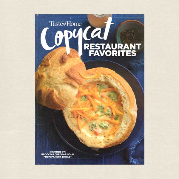 Copycat Restaurant Favorites - Taste of Home