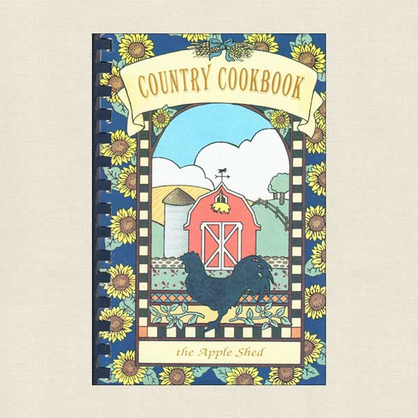 Country Cookbook - Apple Shed Restaurant