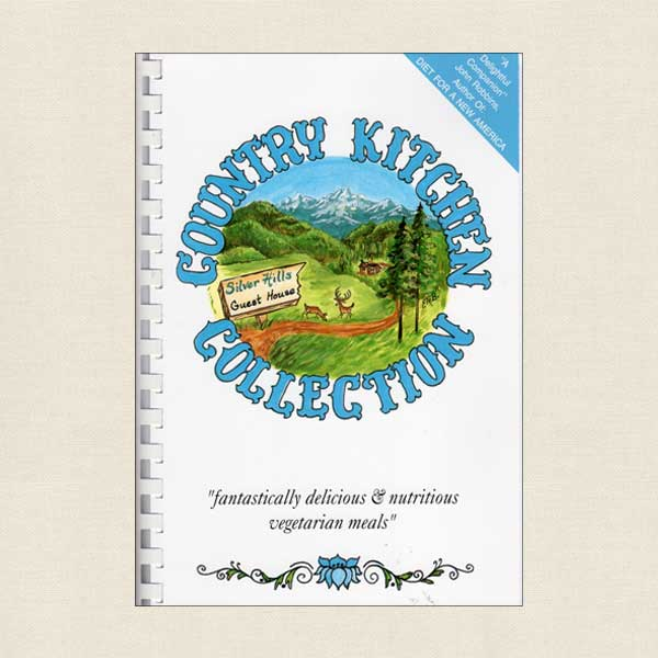 Silver Hills Guest House Cookbook - Country Kitchen Collection