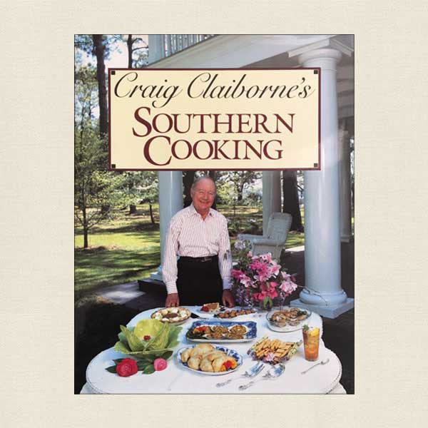 Craig Claiborne's Southern Cooking Cookbook