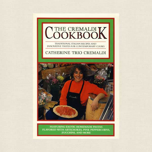 Cremaldi's  Cookbook - Cambridge, Massachusetts Food Store