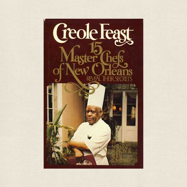 Creole Feast Cookbook - Master Chefs of New Orleans