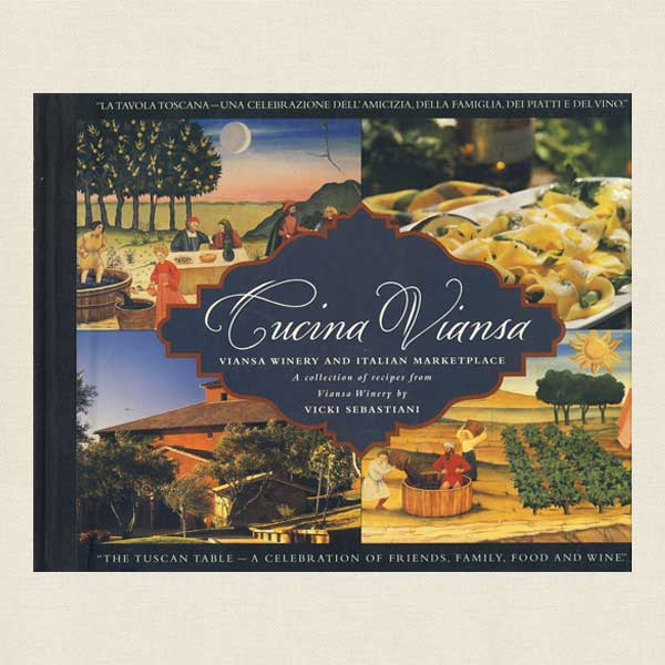 Cucina Viansa Winery Cookbook