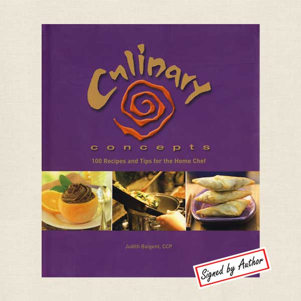 Culinary Concepts - SIGNED