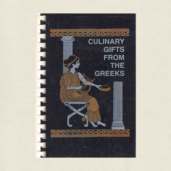 Culinary Gifts from the Greeks Cookbook