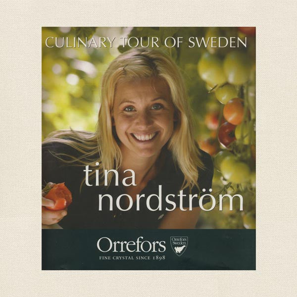 Culinary Tour of Sweden Cookbook