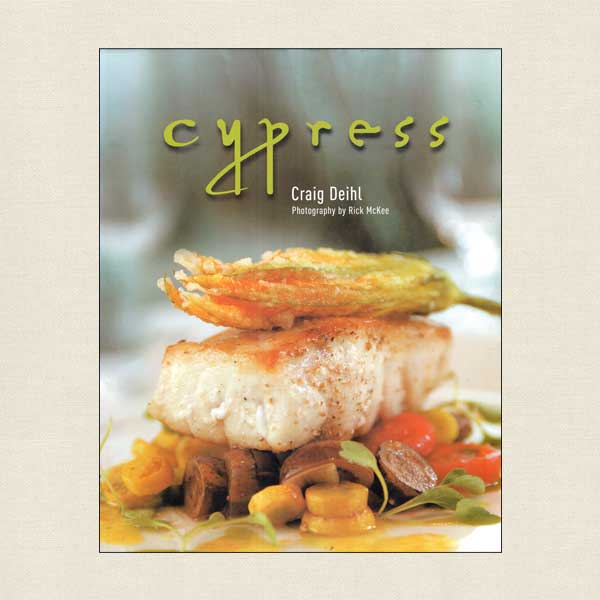 Cypress Lowcountry Grille Restaurant Cookbook Charleston