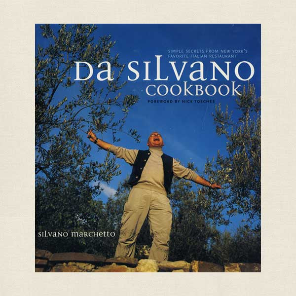Da Silvano Cookbook