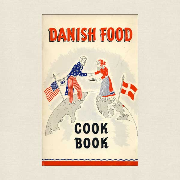 Danish Food Cookbooklet