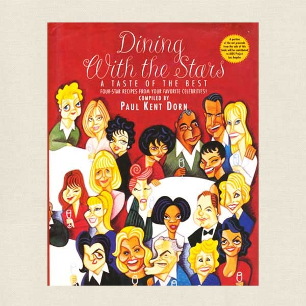 Dining with the Stars Cookbook