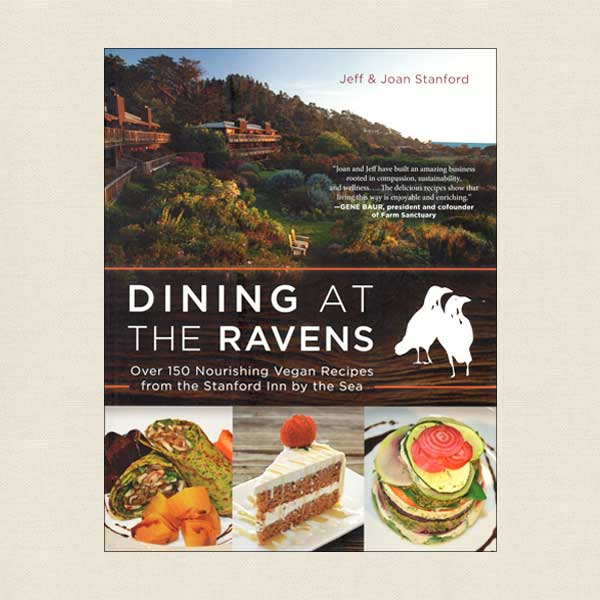 Dining at the Ravens Standford Inn by the Sea Cookbook