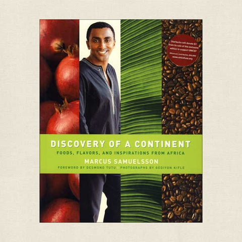 Discovery of a Continent Cookbook