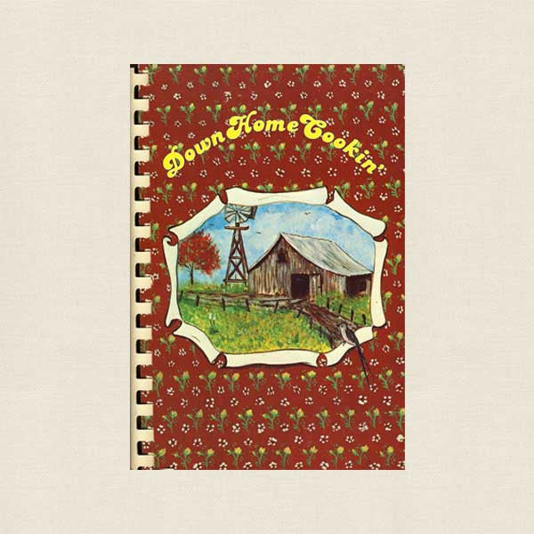 Down Home Cookin' Cookbook - Grady County Homemakers Oklahoma