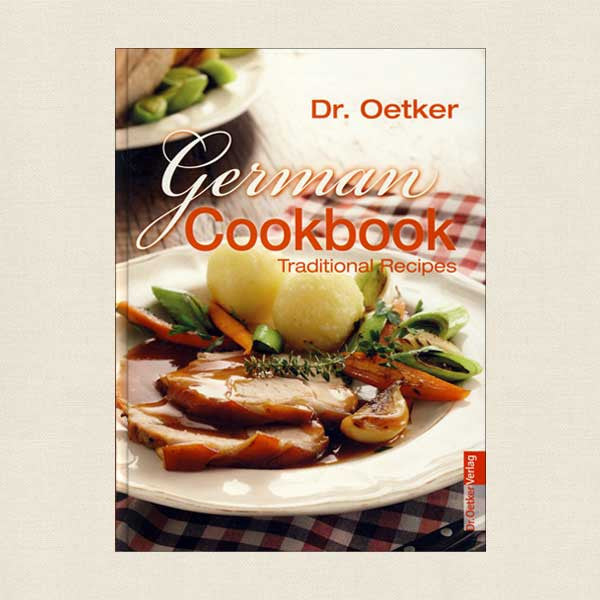 Dr. Oetker German Cookbook: Traditional Recipes