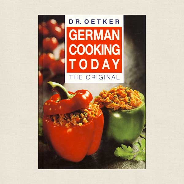Dr. Oetker German Cooking Today: The Original