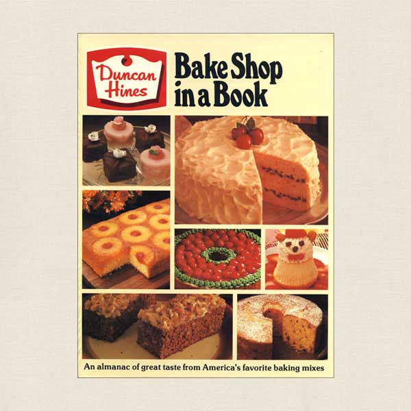 Duncan Hines Bake Shop in a Book