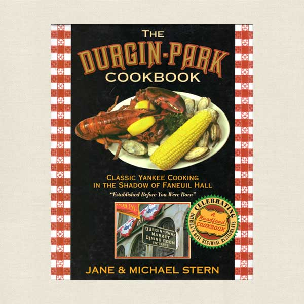 Durgin Park Restaurant Cookbook Boston - Yankee Cooking Faneuil Hall