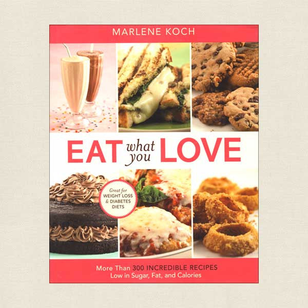Eat What You Love Cookbook