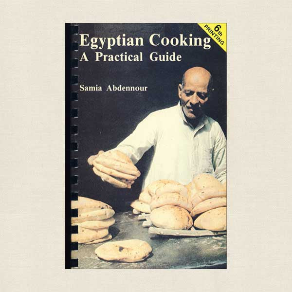 Egyptian Cooking - A Practical Guide Cookbook