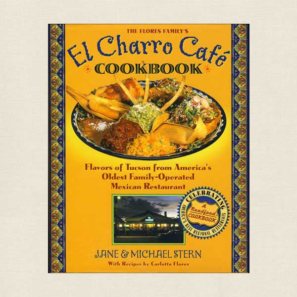 El Charro Cookbook