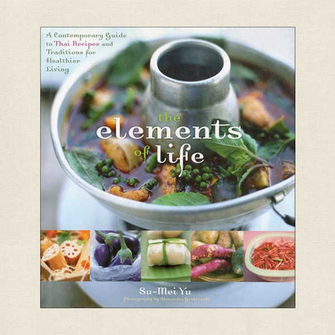 Elements of Life - Thai Recipes