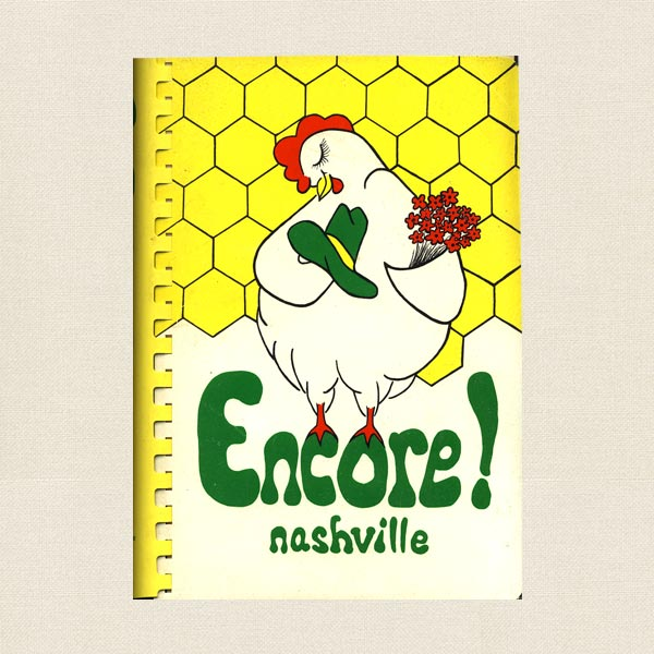 Junior League Nashville Encore Cookbook