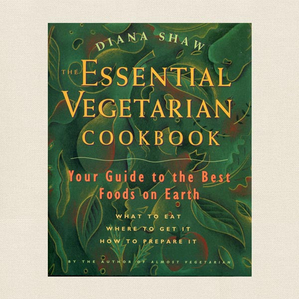 Essential Vegetarian Cookbook