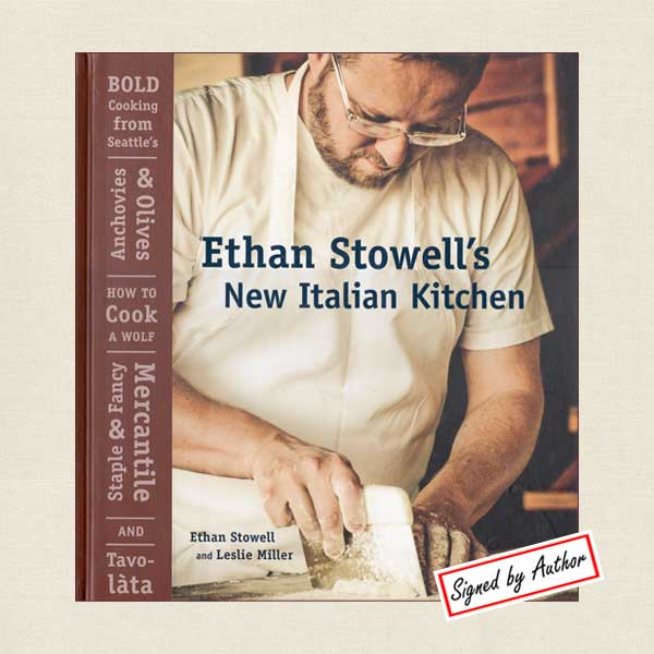 Ethan Stowell's New Italian Kitchen - SIGNED